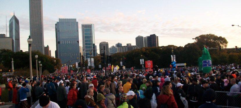 Chicago Marathon – Professional Spectator Plan