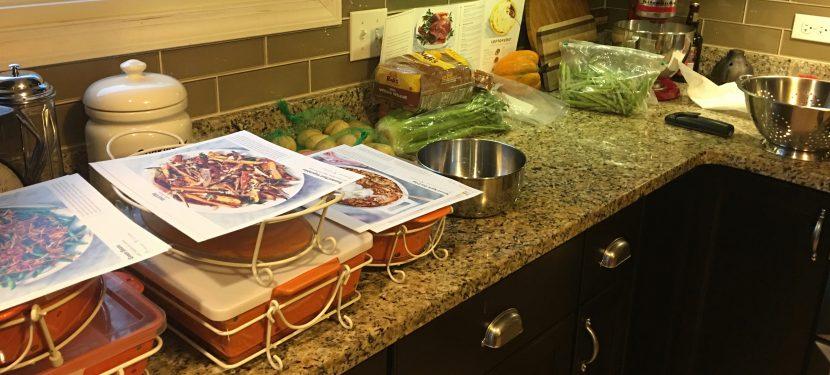 Thanksgiving Dinner: Impressing Grandma & Grandpa with Martha & Marley Spoon