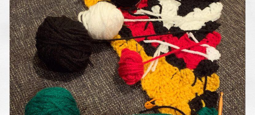 Crochet Blankets Challenge